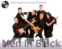 links to other boston bands including the wedding band men in black